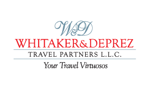 Logo Whitaker & DePrez Travel Partners, LLC